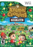 Animal Crossing: City Folk (Nintendo Wii)